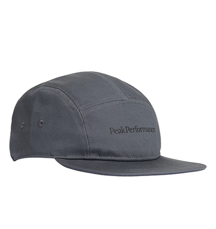 PeakPerformance 5 Panel Cap Deep Earth