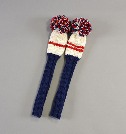 2019 Jan Craig Headcovers Navy/White/Red  Hybrid