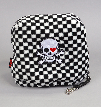 AM&E Skull Iron Cover Checker