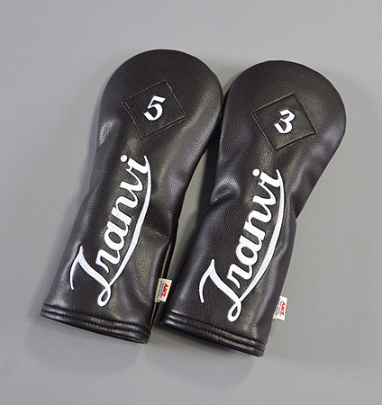 AM&E Tranvi Fairway Headcover Black