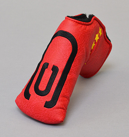 AM&E excors original Putter Cover Snap-Fit for Standard ★★★★★ Berry/Black
