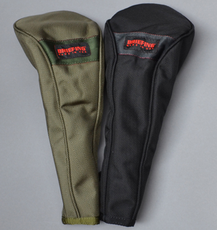 Briefing Driver Headcover