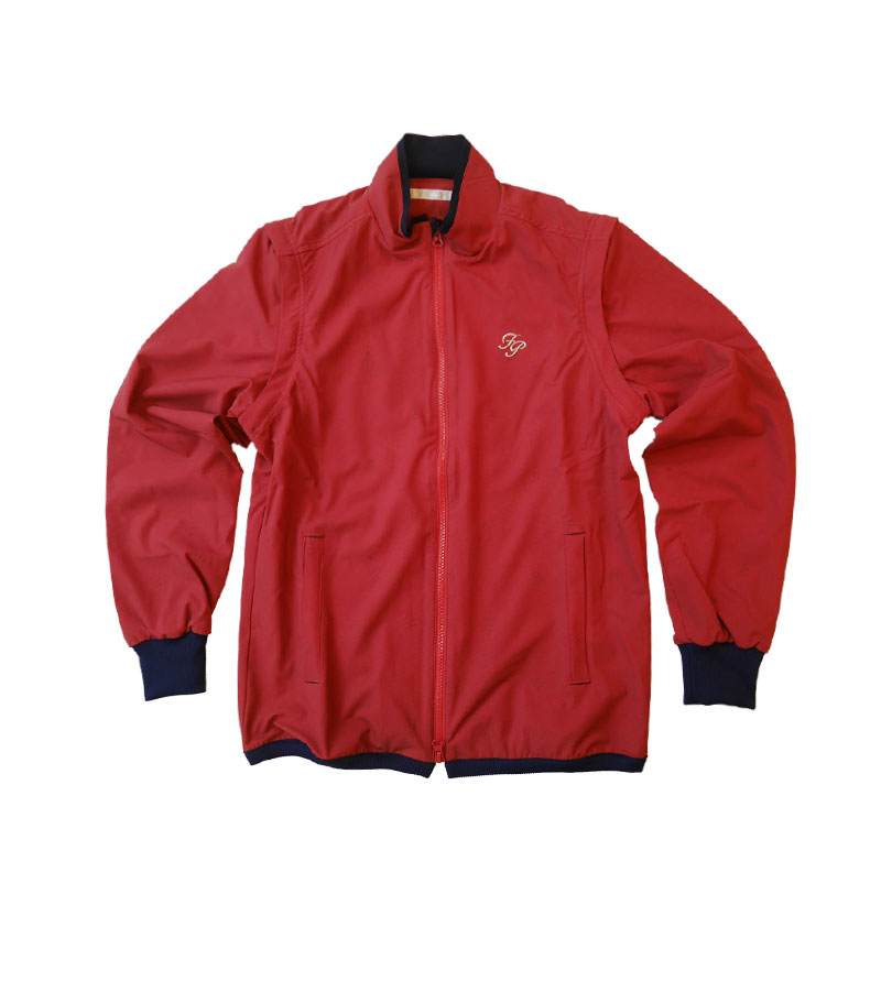 Fairy Powder FP19-5107 2-Way Blouson Red