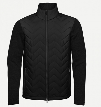 KJUS MEN LINARD MIDLAYER JACKET Black