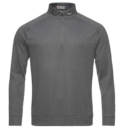 KJUS  MEN KEANO HALFZIP GRAY