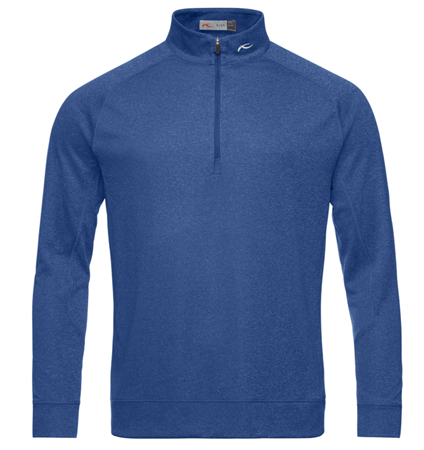 KJUS  MEN KEANO HALFZIP BLUE