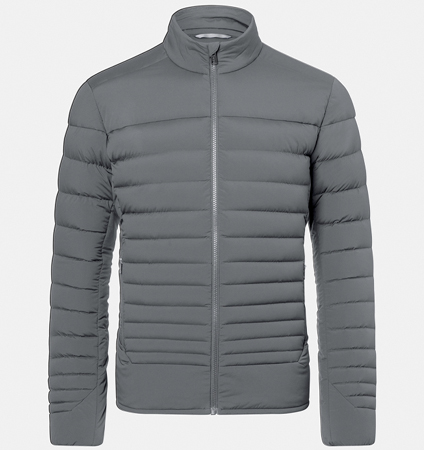 KJUS MEN BLACKCOMB STRETCH JACKET GREY