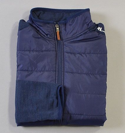RLX COOL WOOL JACKET FRENCH NAVY
