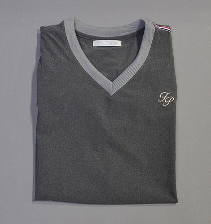 Fairy Powder FP19-1102 Stretch Vest Gray