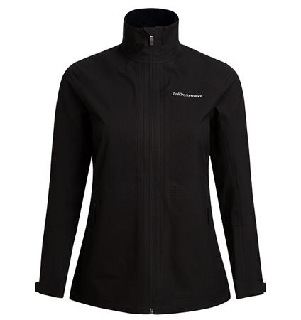 PeakPerformance Women's Velox Jacket Black