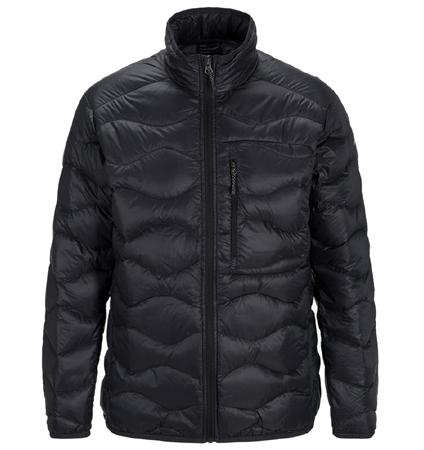 PeakPerformance Helium Jacket Black