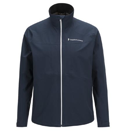 PeakPerformance G Narrows Jacket Blue Shadow