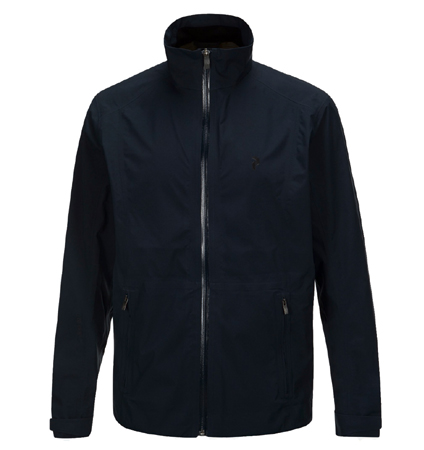 PeakPerformance Contention Jacket Salute Blue