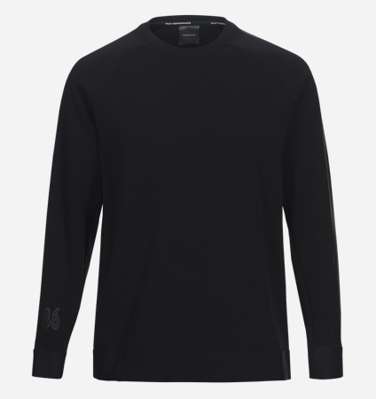 2018 PeakPerformance Tech Crew Black