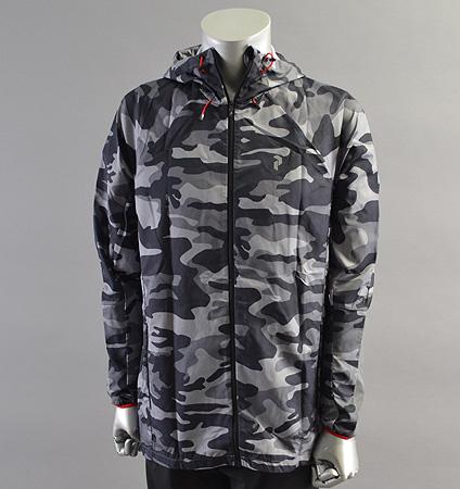 2018 PeakPerformance Blaze Jacket Grey Camo