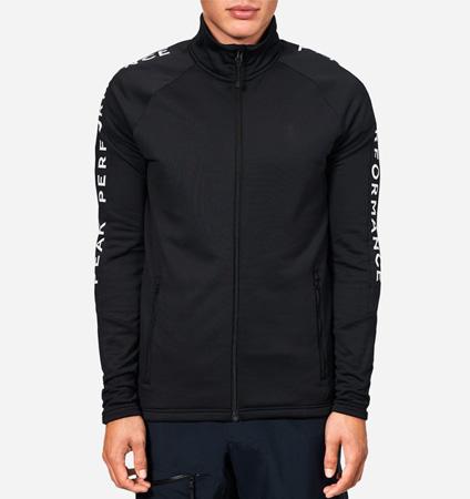 2018 PeakPerformance Rider Zip Black