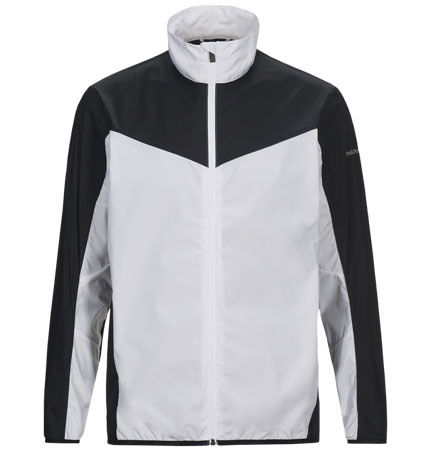 PeakPerformance Meadow Wind Jacket White