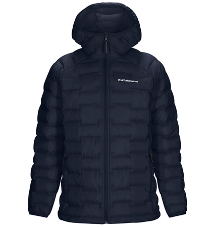PeakPerformance Argon Hood Jacket Blue Shadow