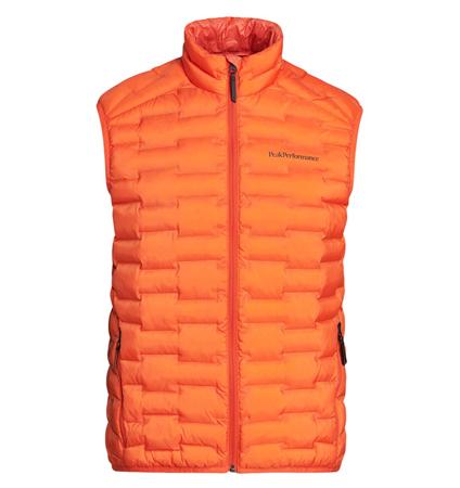 PeakPerformance Argon Vest Zeal Orange