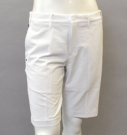 BRIEFING FLEXIBLE SHORT PANTS WHITE