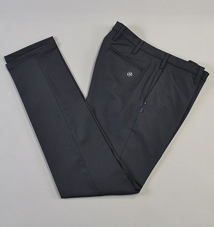 BRIEFING BASIC LONG PANTS NAVY