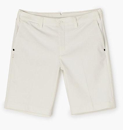 BRIEFING BASIC SHORT PANTS WHITE