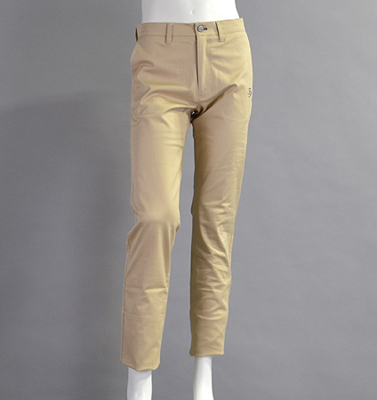 Fairy Powder FP16-1205 Cotton Stretch Pants Beige