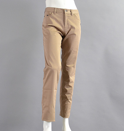 Fairy Powder FP16-5200 L-Pocket Stretch Pants Beige