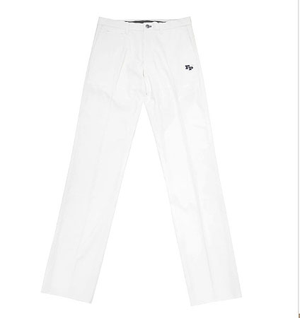 Fairy Powder FP18-1200 Herringbone Pants White