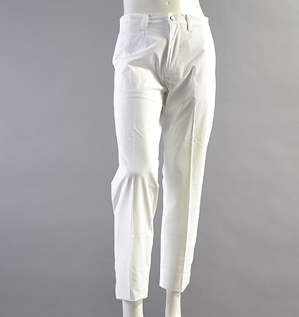 Fairy Powder FP18-1202 Nylon 4Way Stretch Pants White