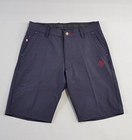 Fairy Powder FP18-1203 Nylon 4Way Stretch Half Pants Navy