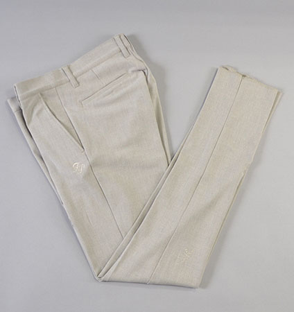 Fairy Powder FP18-5201 Pinhead Slim Pants White