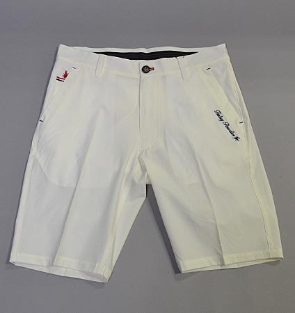 Fairy Powder FP19-1203 Stretch Half Pants White