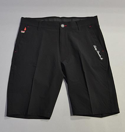 Fairy Powder FP19-1203 Stretch Half Pants Black