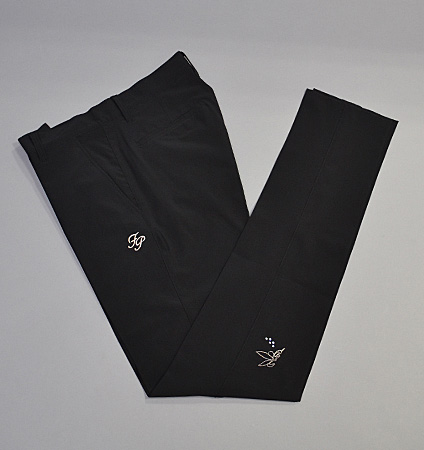 Fairy Powder FP19-1202 Stretch Pants Black