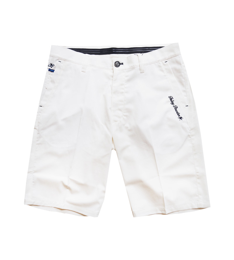 Fairy Powder FP20-1203 Half Pants White