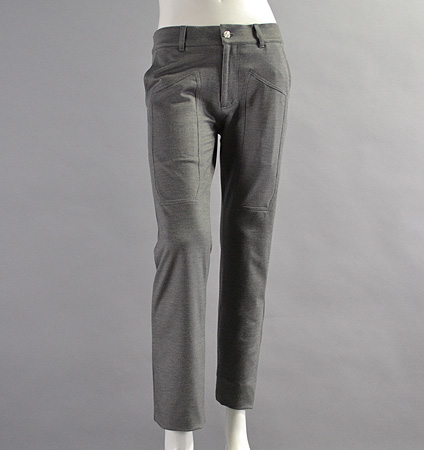 2017 SubSeventy AS20045 Panel Stretch Pants Gray