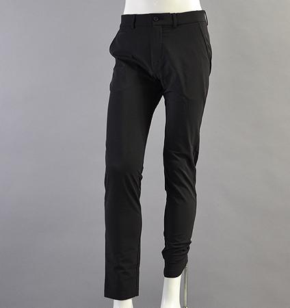 KJUS MEN IKE PANTS (TAILORED FIT) BLACK