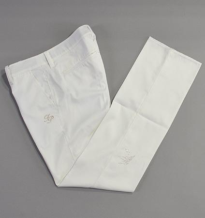 2017 Fairy Powder FP17-2201 Summer Pants White