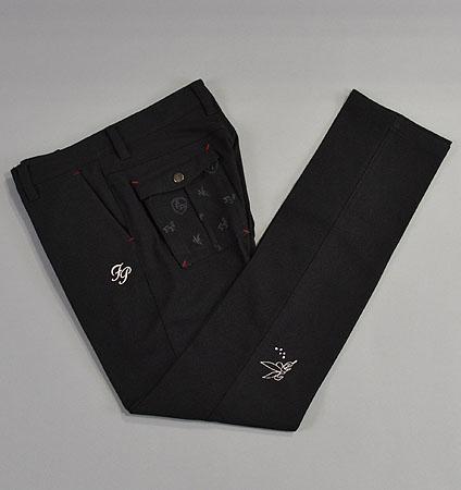 2017 Fairy Powder FP17-6201 Pants Black