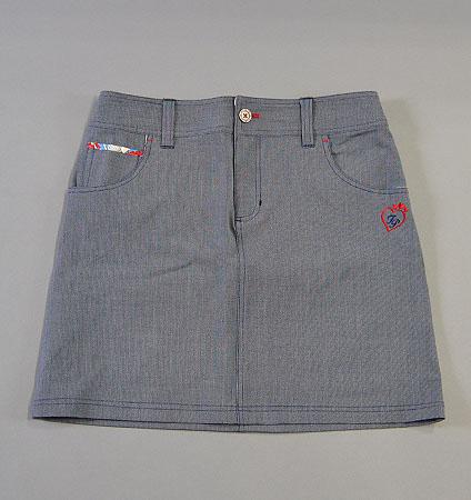 Fairy Powder FP19-2200 Paircool Pinhead Skirt Navy