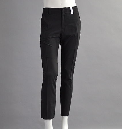 SQAIRZ SQPTB-06 Panel Stretch Pants Black