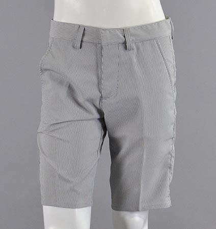 SQAIRZ SQPT-001 Dual Stripe Short Pants Gray