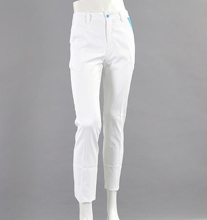 SQAIRZ SQPTB-04 Tech Stretch Pants White