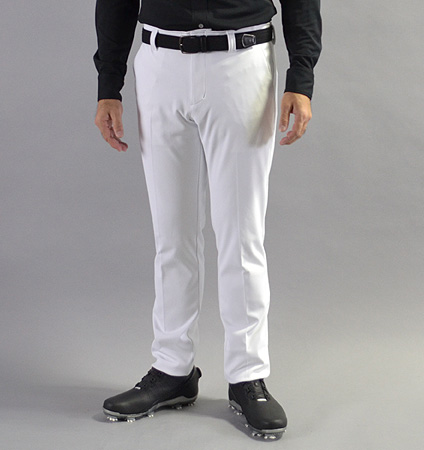 Tranvi TRPTB-06 Warm Stretch Pants White