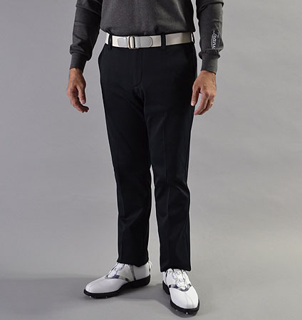 Tranvi TRPTB-09 Warm Stretch Pants Black