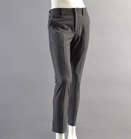 Tranvi TRPTB-13 Outlast Stripe Stretch Pants Gray
