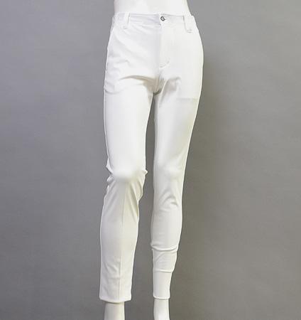 Tranvi TRPTB-015 Grace Cool Stretch Pants White