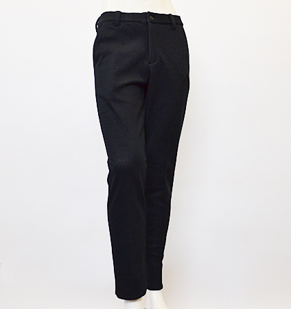 Tranvi TRPTB-021 Warm Stretch Pants Black