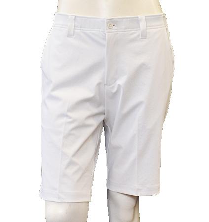 Tranvi TRPTB-024 Stretch Pique Shorts White